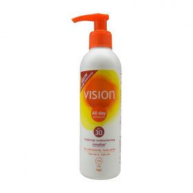 Vision zonnebrand pomp